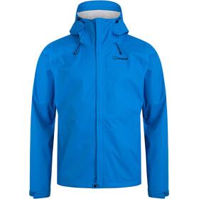 Berghaus Deluge Vented Shell Jacket Men brilliant blue